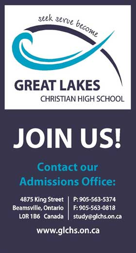 great lakes christian personals Great lakes christian high school (glchs) is a grade 9-12 secondary school located in beamsville, ontario between toronto and niagara falls we are a ministry-inspected residential and day school with over 65 years of service.